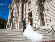 102Pasadena City Hall wedding 婚纱