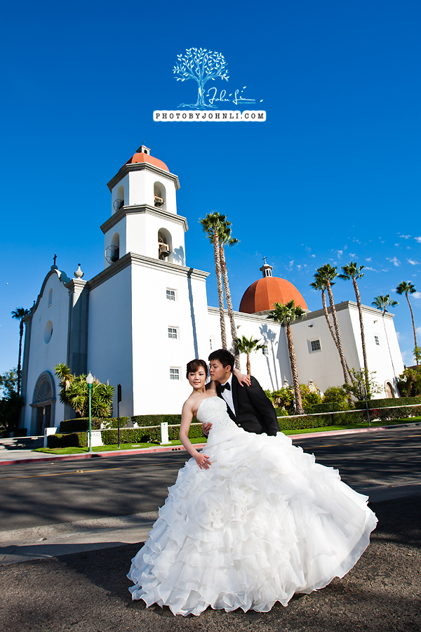 24Mission Basilica San Juan Wedding Photography