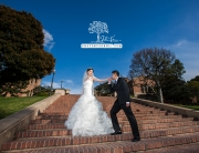 021 UCLA Wedding Royce Hall 婚纱摄影