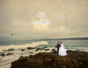 031 圣地亚哥婚纱摄影La Jolla beach wedding photography