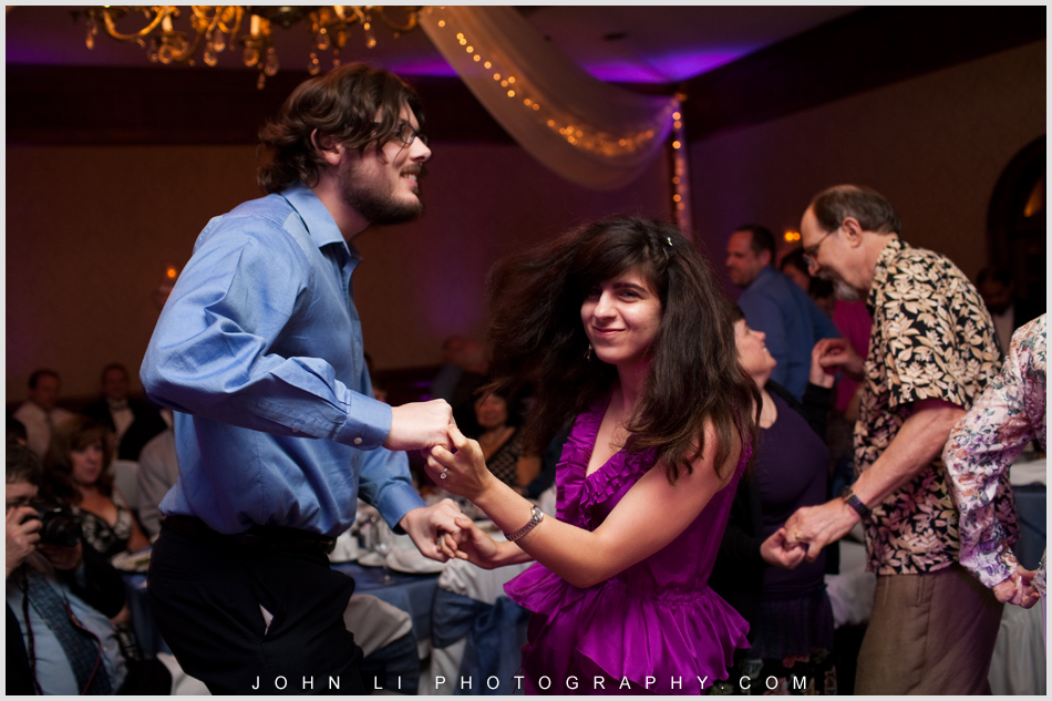 wedding reception photography in Castaway guest dance