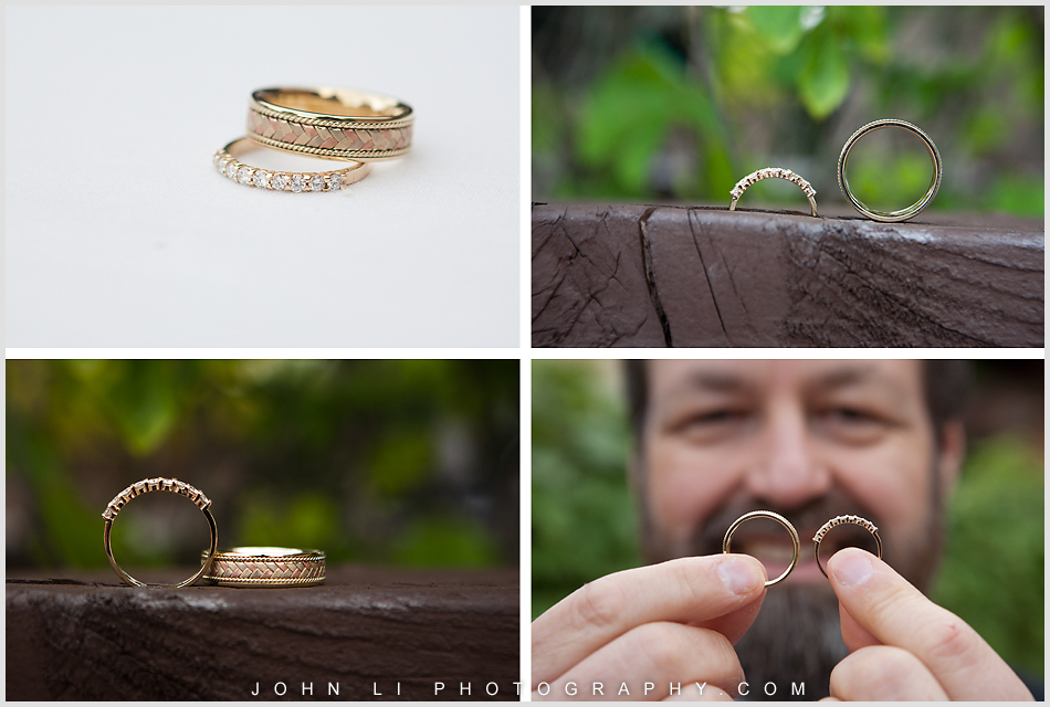 Wedding rings photos