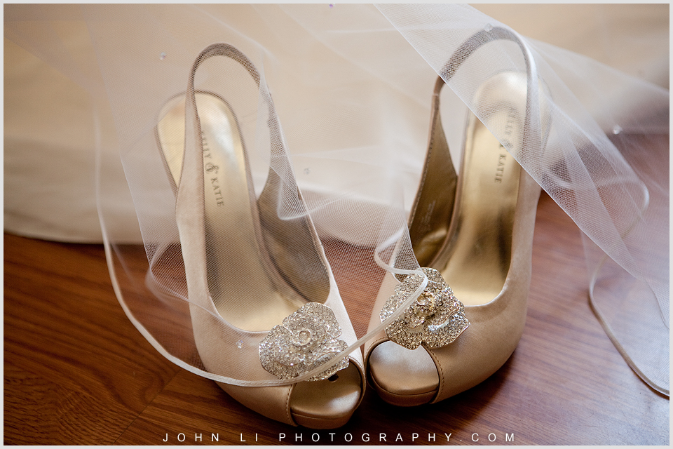 Wedding shoes Long Beach Photographer