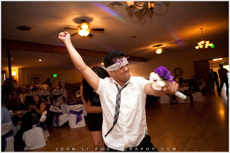 Guest Dance in DES Artesia Halls Wedding reception