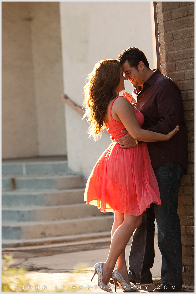 La Verne engagement photos
