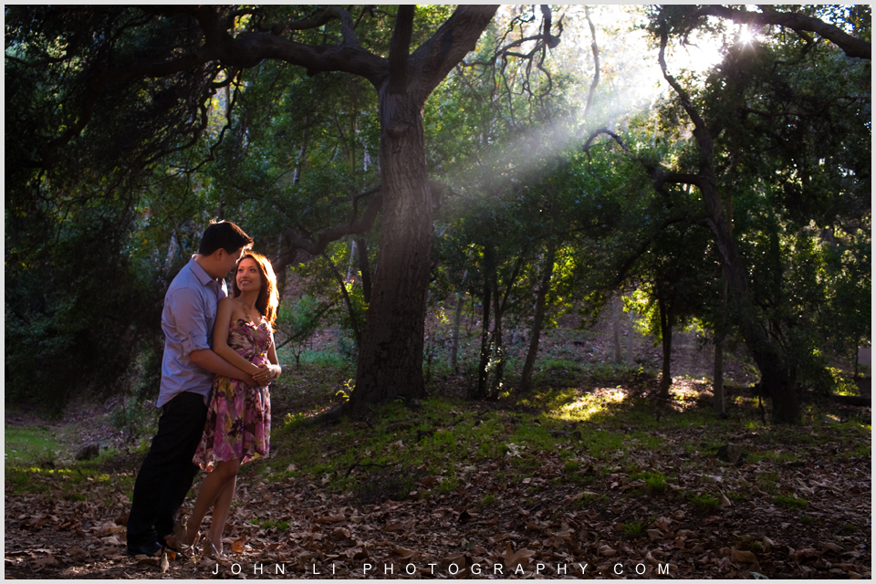 temescal gateway park wedding photographer