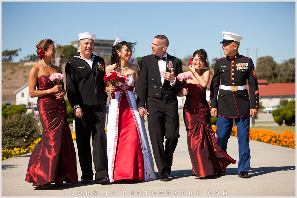 Korean Bell wedding photos