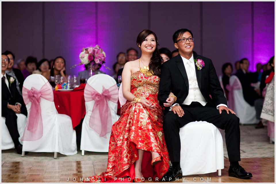 San Gabriel wedding reception new couple watch video