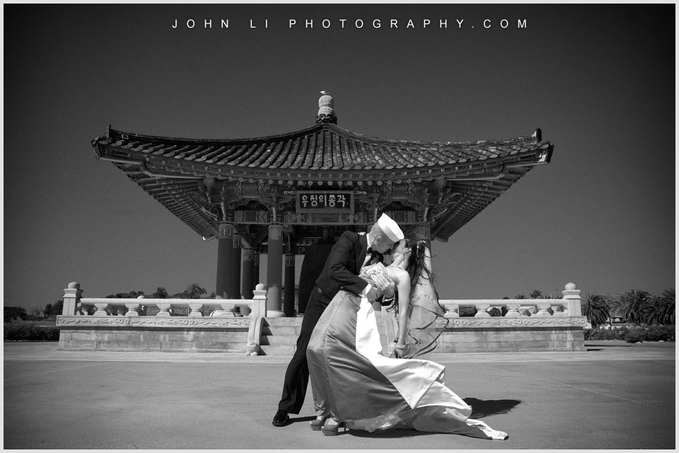 THE Kiss Korean Bell wedding