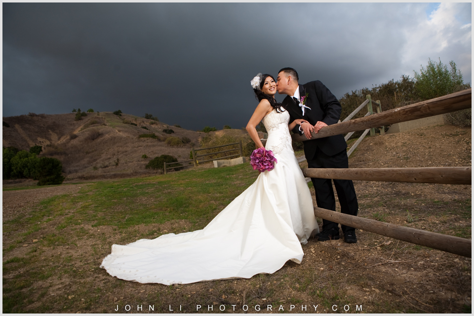 La Verne wedding photos