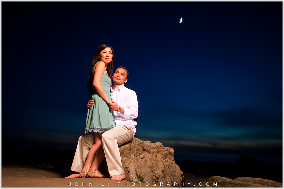 Dina Point engagement photography