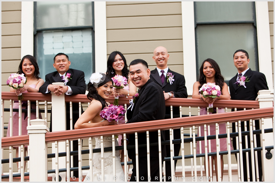 wedding photography in la verne