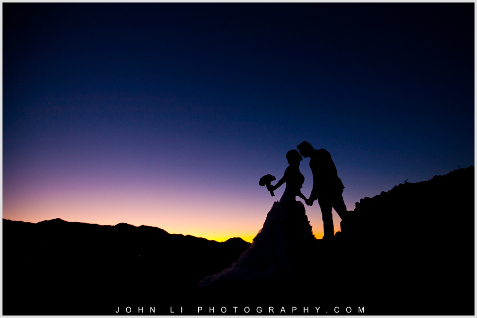 Joshua Tree wedding photo