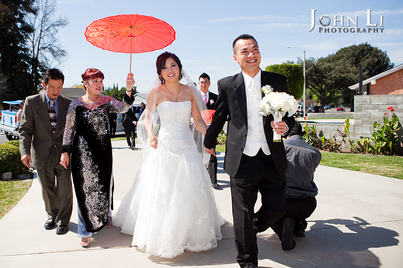 Los Angeles chinese wedding photos