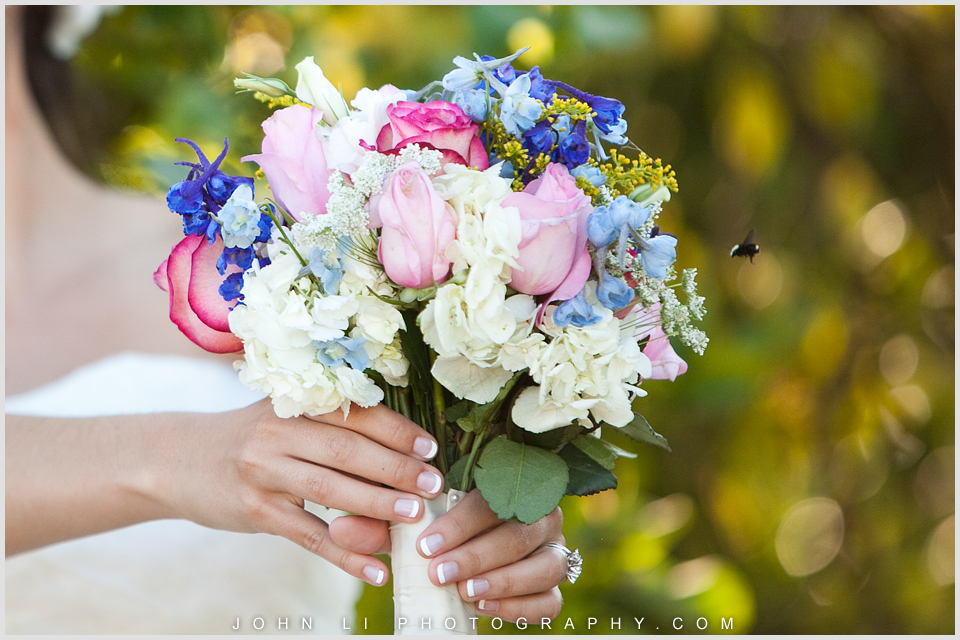 Limoneira Ranch wedding images  bouquet