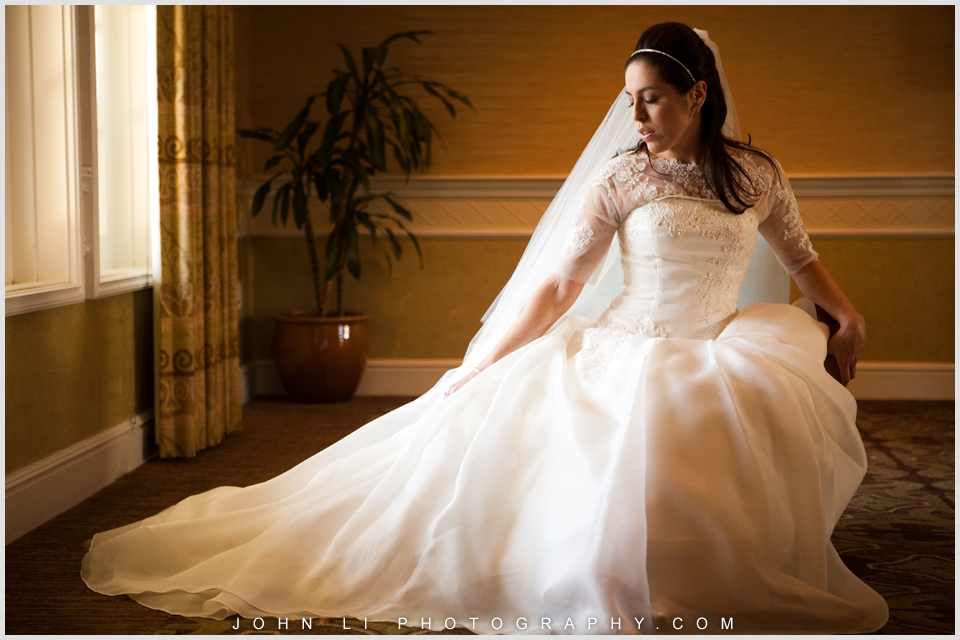 Monica wedding in Fairmont Hotel