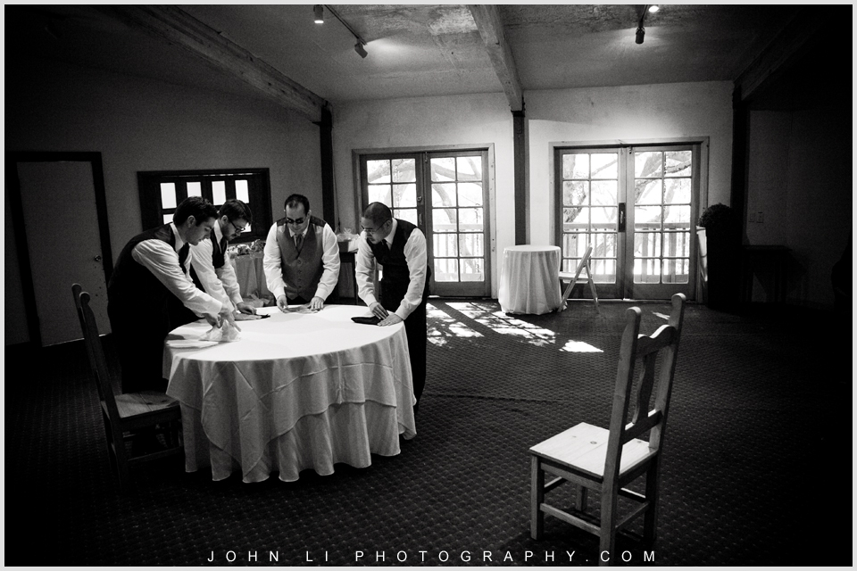 Malibu wedding photography Calamigos Ranch Groom getting ready