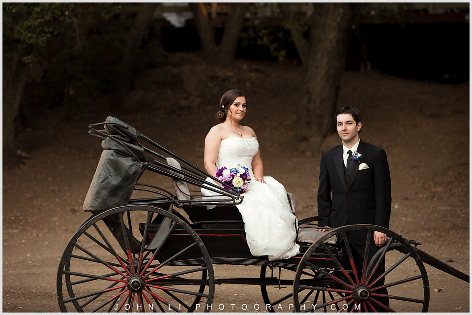 Malibu wedding photography Calamigos Ranch Bridal Portrait