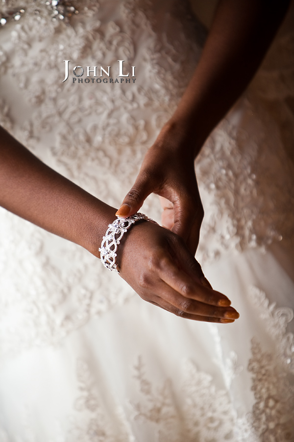 Park Plaza LA wedding Bracelet