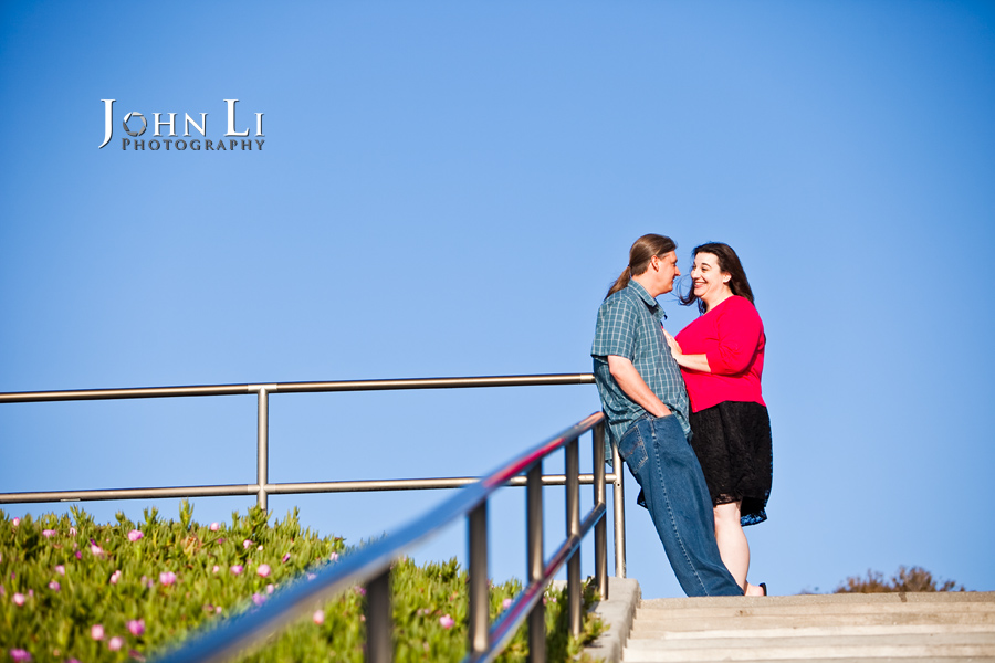 engagement photos Redondo beach-los-Angeles
