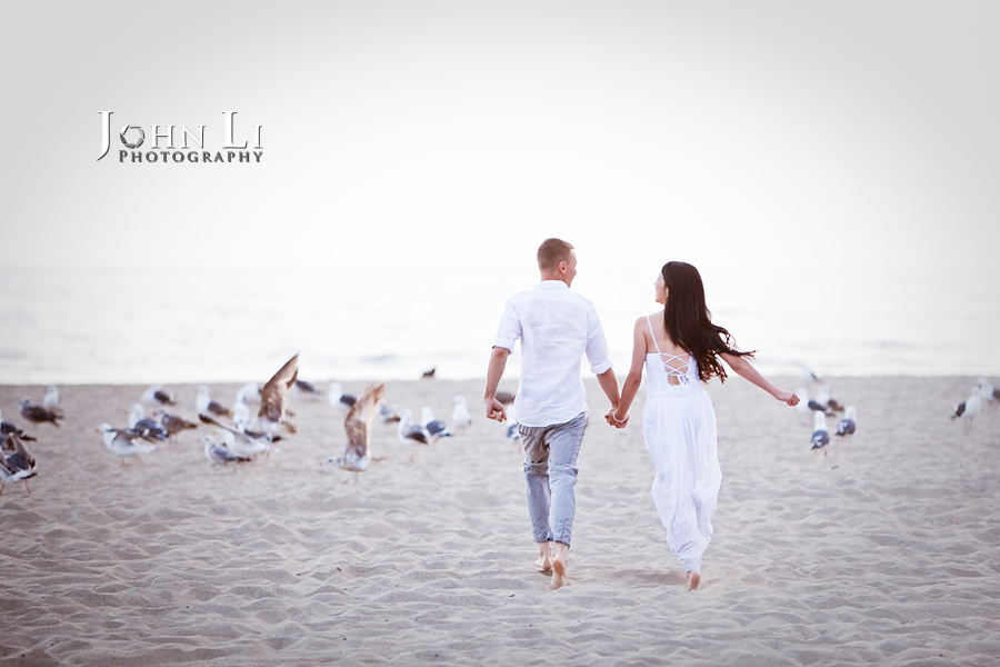 Engagement-photography-Santa-Monica-Beach