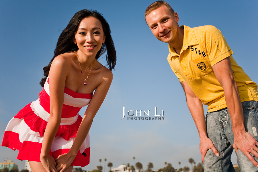 Santa-Monica-engagement-photography