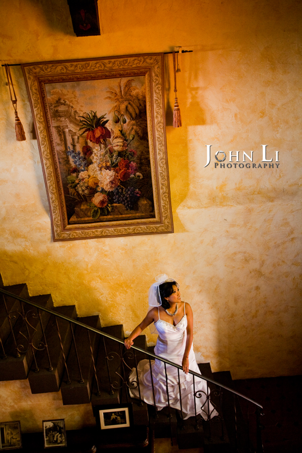 vista de oro bride photography