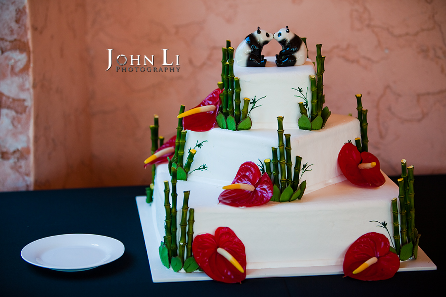 wedding cake in vista de oro