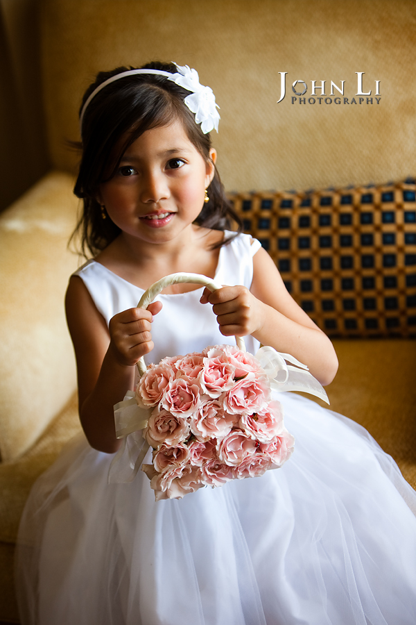 16 flower girl in langham wedding