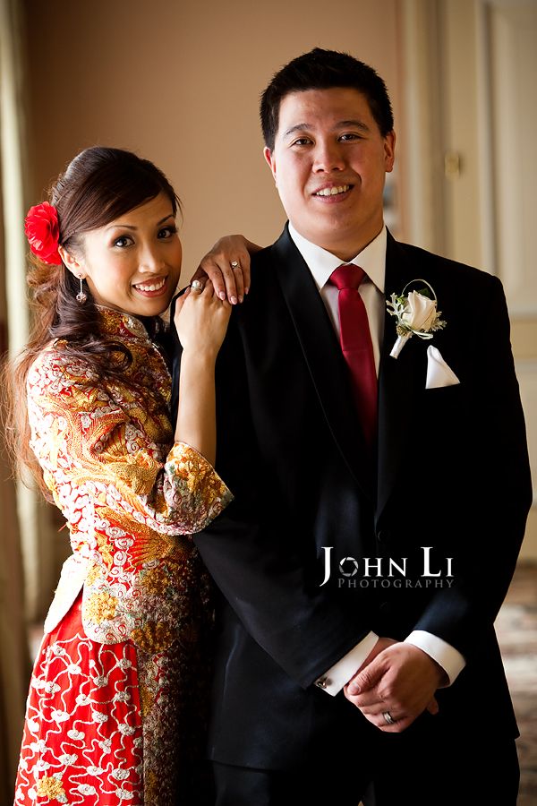 langham hotel pasadena chinese wedding