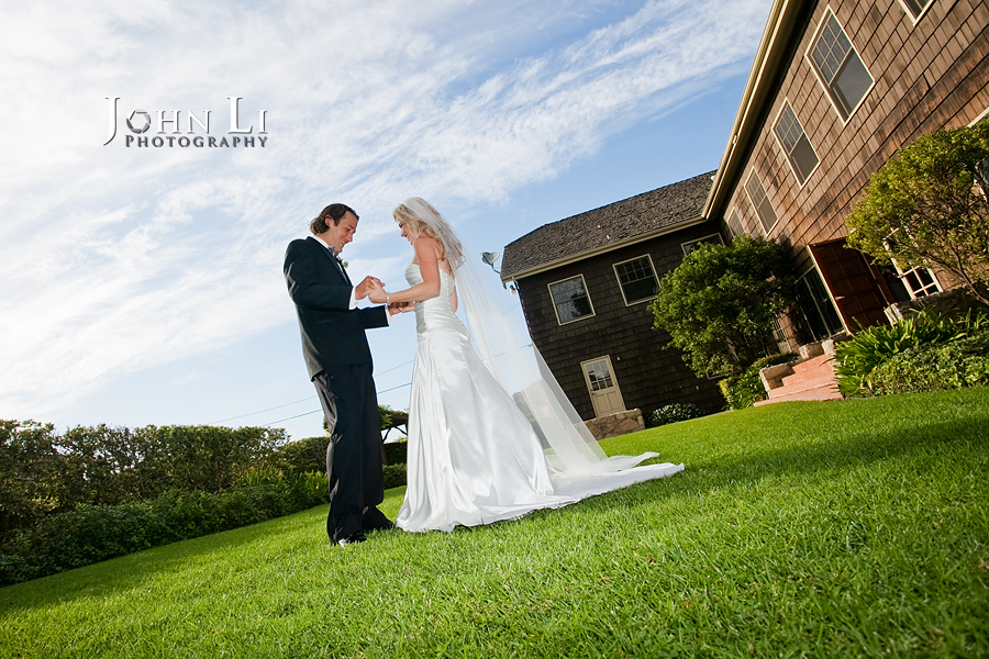 Limoneira Ranch Wedding photography first look