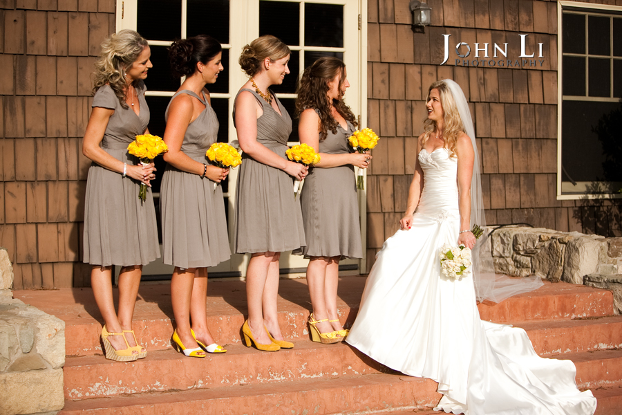 Limoneira Ranch Wedding pictures bridal party photos