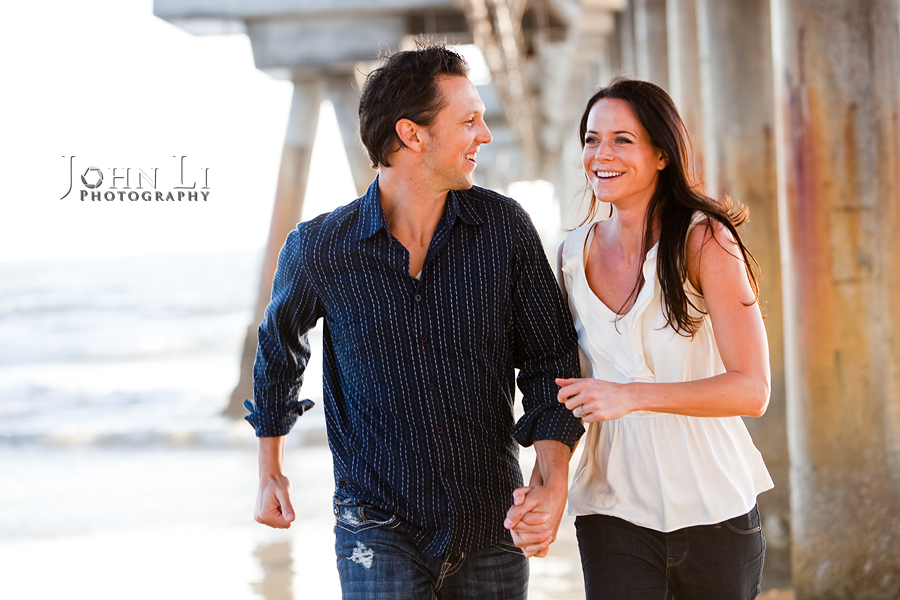 Venice Beach engagement photographer