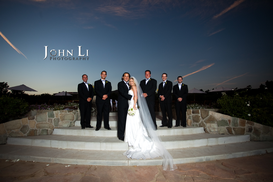 Limoneira Ranch Wedding group photos