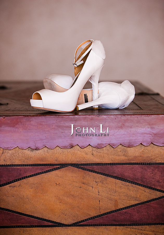 Hawaii wedding photography wedding shoes