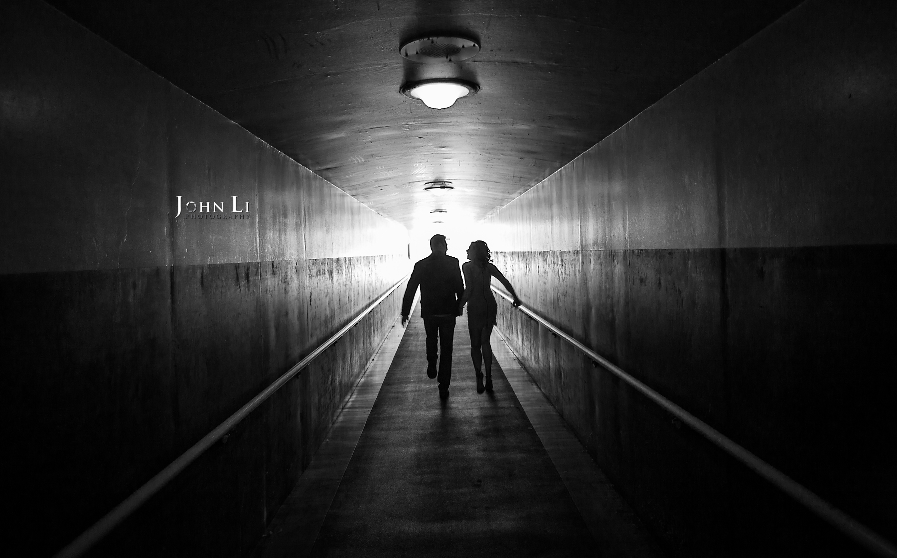 Union Station Engagement photos