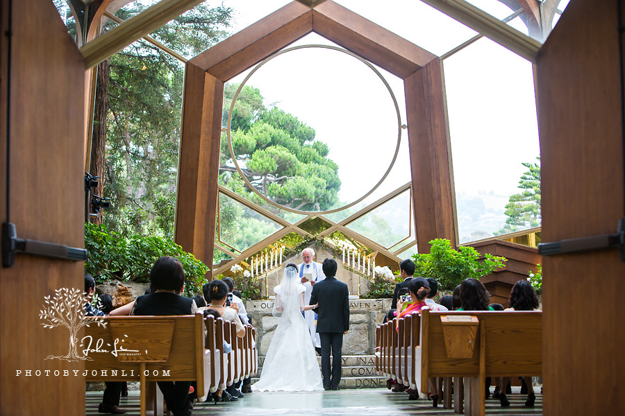 17Wayfarers Chapel Wedding_Photography
