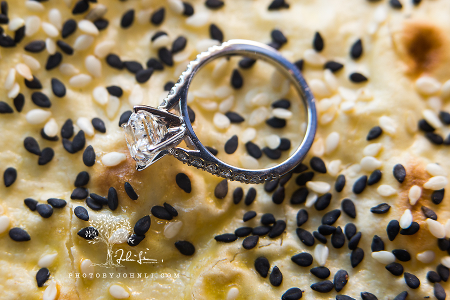 002 Bel-Air Bay Club wedding Photography ring