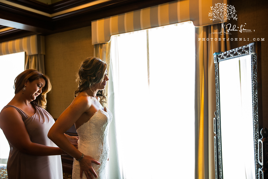 008 Bel-Air Bay Club wedding Photography getting ready
