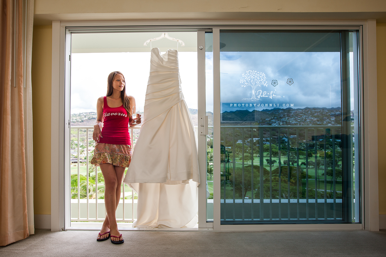005Kahala Hotel Hawaii Wedding Photography