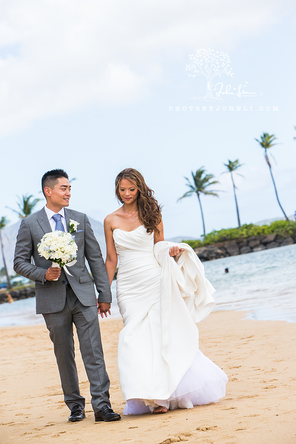 012Kahala Hotel Hawaii Wedding Photography