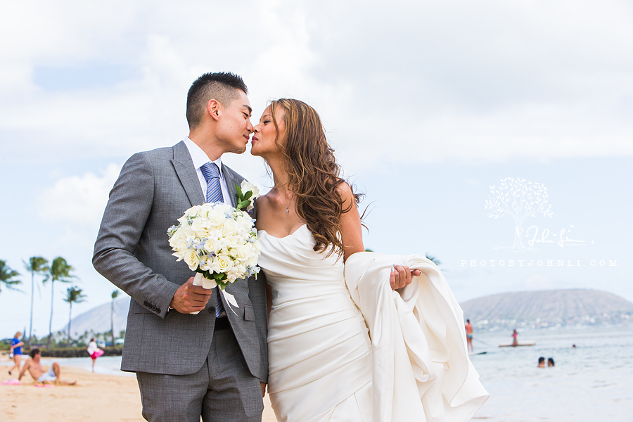 013Kahala Hotel Hawaii Wedding Photography