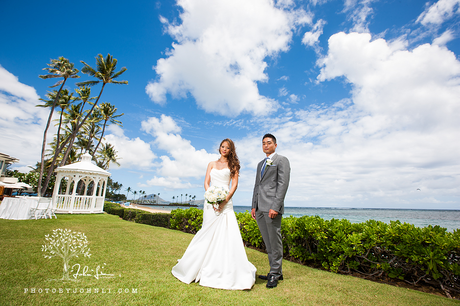 017Kahala Hotel Hawaii Wedding Photography