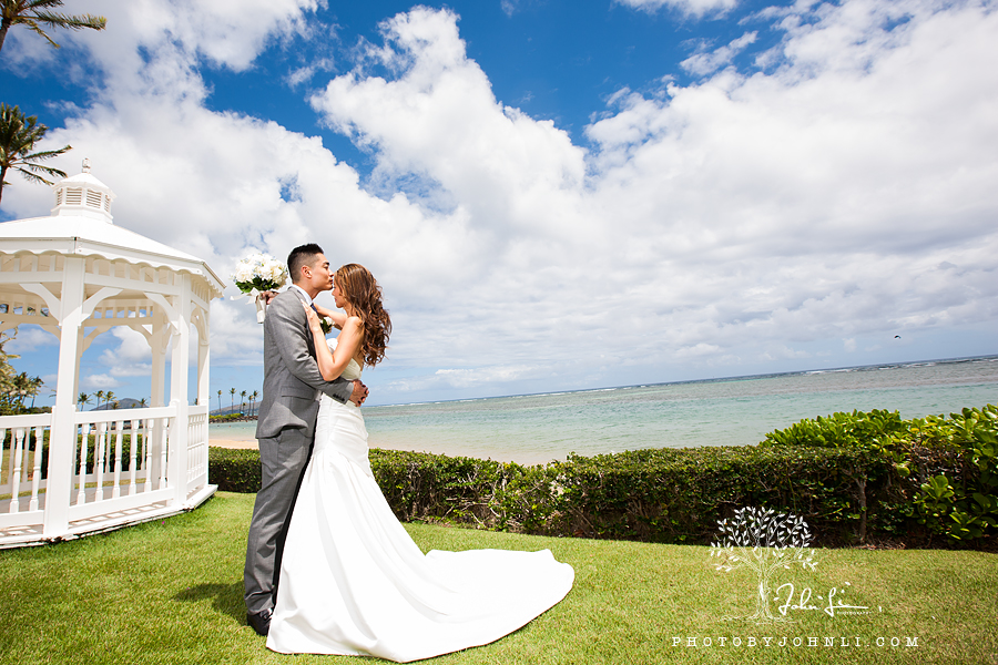 018Kahala Hotel Hawaii Wedding Photography