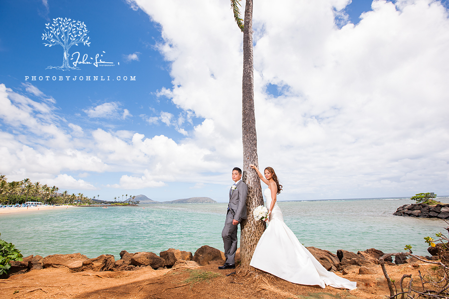 019Kahala Hotel Hawaii Wedding Photography
