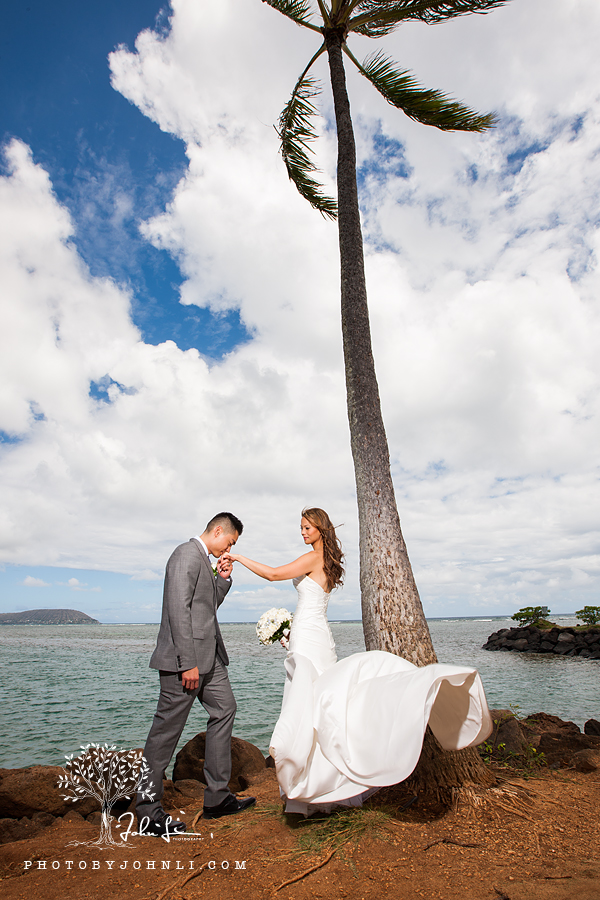 020Kahala Hotel Hawaii Wedding Photography