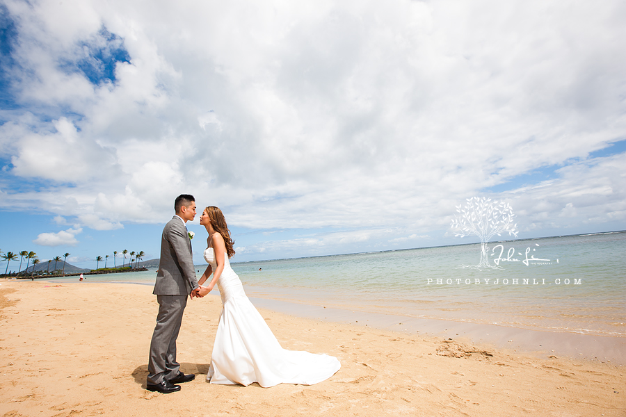 021Kahala Hotel Hawaii Wedding Photography
