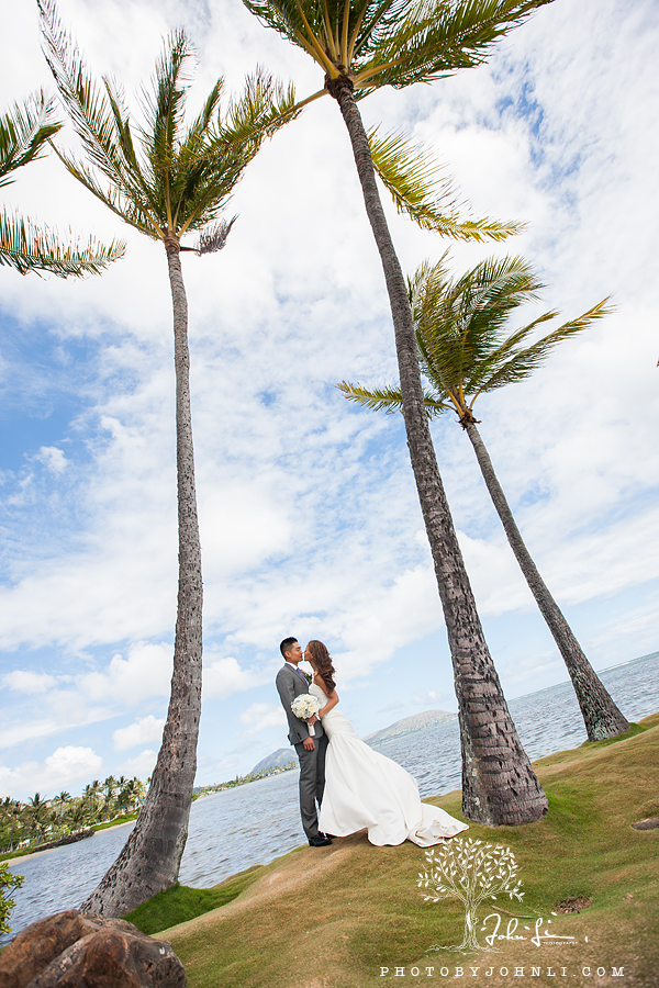 023Kahala Hotel Hawaii Wedding Photography