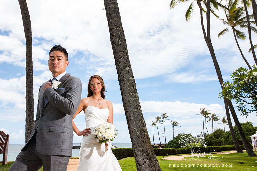 027Kahala Hotel Hawaii Wedding Photography