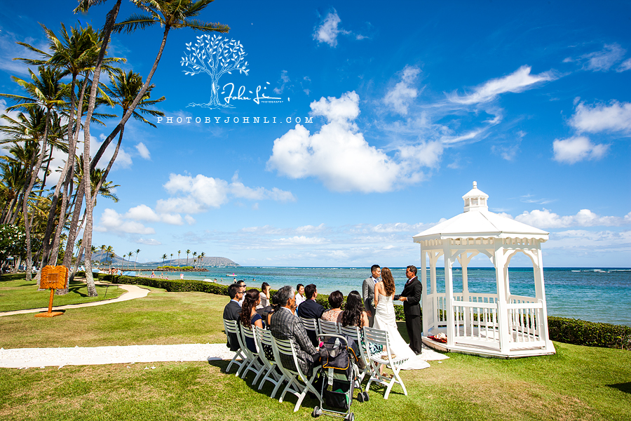 030Kahala Hotel Hawaii Wedding Photography